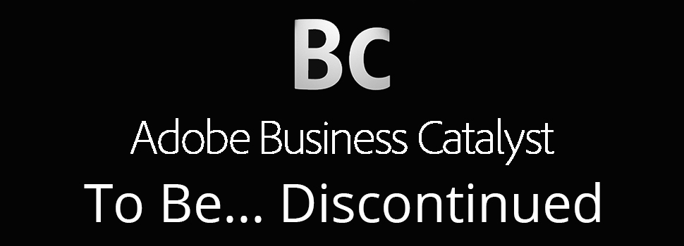 Adobe-Business-Catalyst-Discontinued