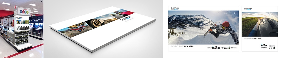 Marketing materials from GoPro
