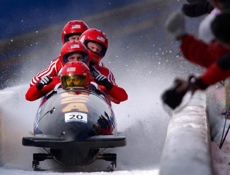 United States Olympic Bobsled Team