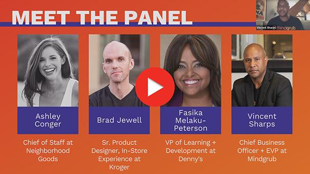 Consumer Brands Webinar Panelists